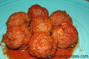 Homemade Meatballs Mouth Watering Meatballs Made In A