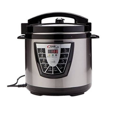 Power Pressure Cooker XL 8 Quart