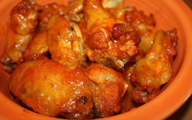 Chicken Wings Instant Pot Buffalo Wings