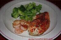 Chicken and Shrimp Recipes