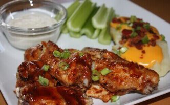 Easy Chicken Wings Recipes