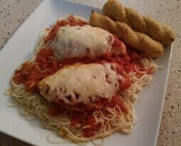 Chicken Parmesan Recipe Baked