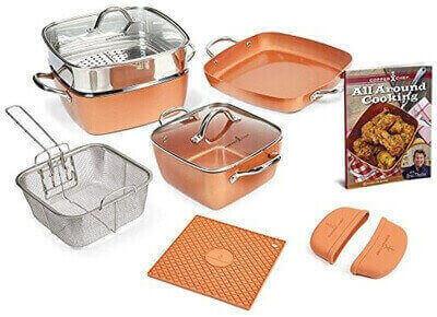 Copper Chef Pan