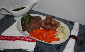 Beef Sirloin Tip Roast Recipe