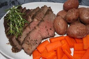Beef Sirloin Tip Roast Recipe Dinner