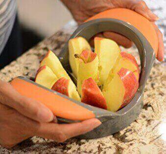 Mango and Apple Slicer and Corer