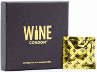 Wine Condoms Protection for Wine Lovers