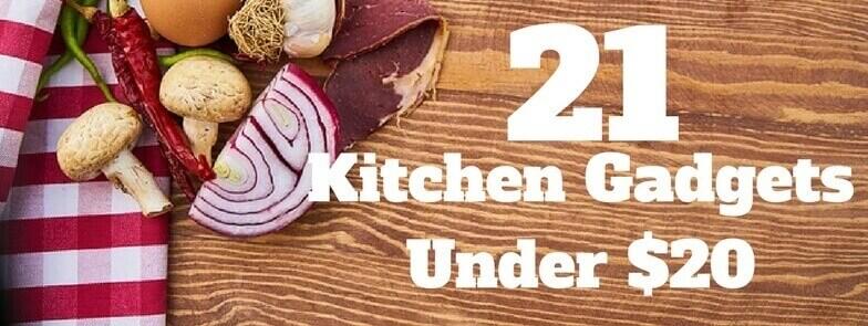 Kitchen Gadgets Under $20 That Are Fun In Your Kitchen