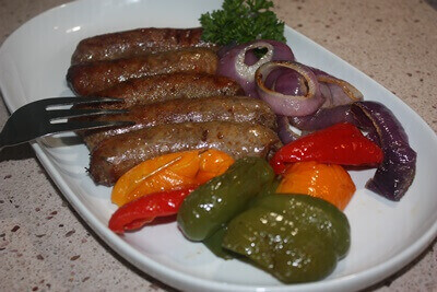 Best Sausage Peppers Recipe