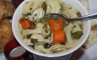Recipe Chicken Noodle Soup Homemade