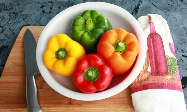 Color Classic Stuffed Bell Peppers Recipe