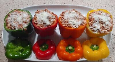 Stuffed Pepper Recipe