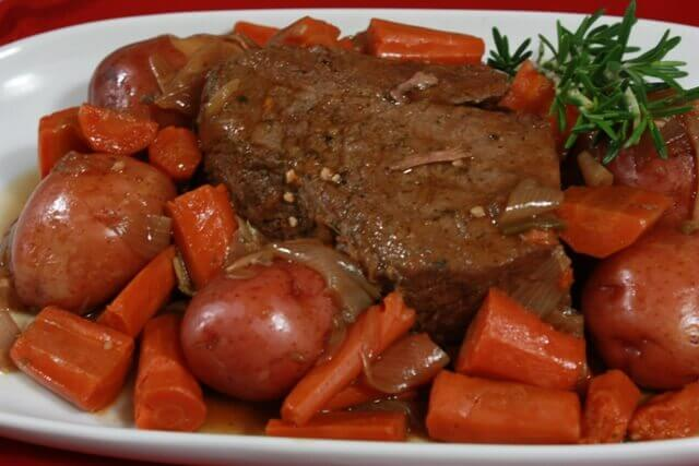 How to Cook a Pot Roast in a Pressure Cooker