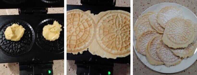Italian Cookies Pizzelle Recipe