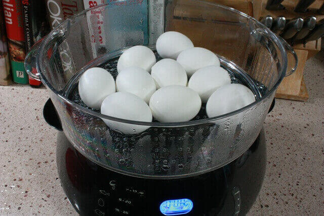 Moms Deviled Eggs Recipe