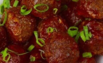 Meatball Cranberry Sauce