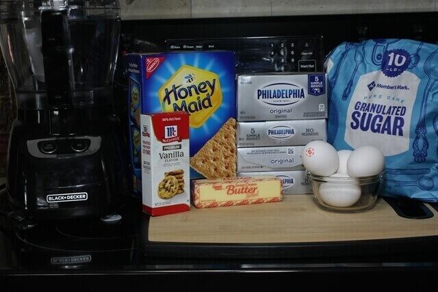 Philadelphia Cheesecake Recipe Ingredients