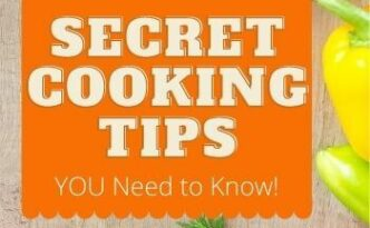 Secret Cooking Tip