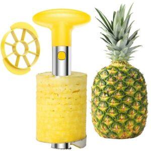 Fruit Pineapple Peeler Corer Slicer Cutter