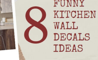 Kitchen Wall Decals Idea