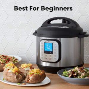 Instant Pot Duo Nova Pressure Cooker 7 in 1