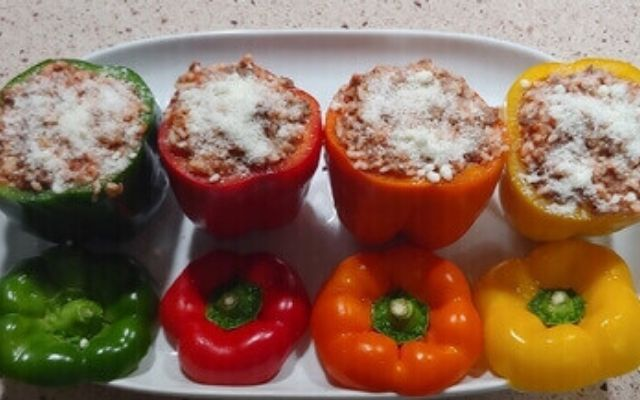 Classic Stuffed Bell Peppers Recipes