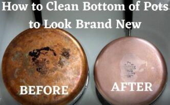 How to Clean Bottom of Pot to Look Brand New