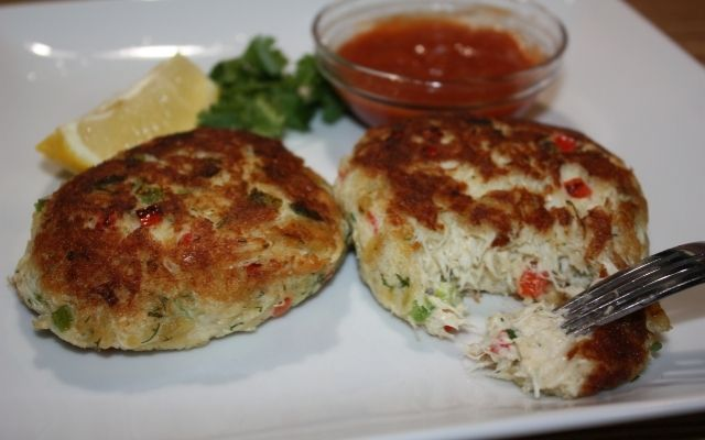 Best Ever Crab Cakes Recipe