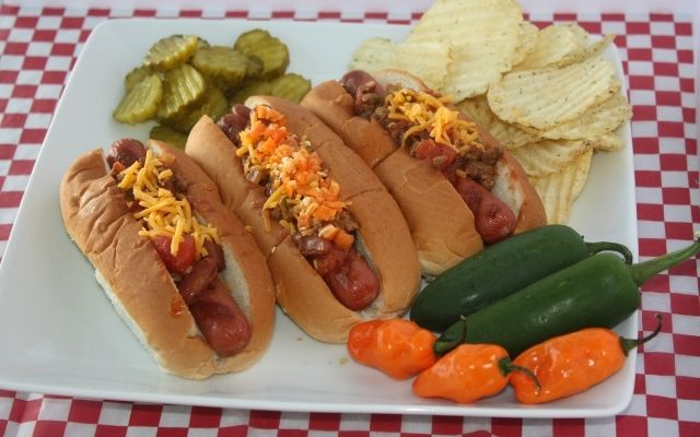 Grilling Perfect Hot Dog Anytime of Year