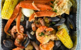 Shrimp Crab Boil Recipes