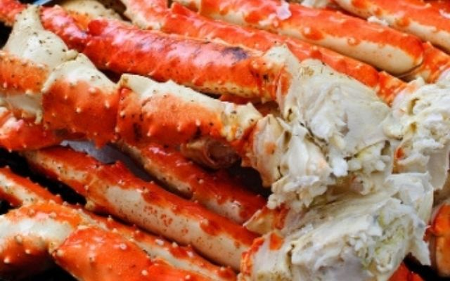 What does King Crab Taste like