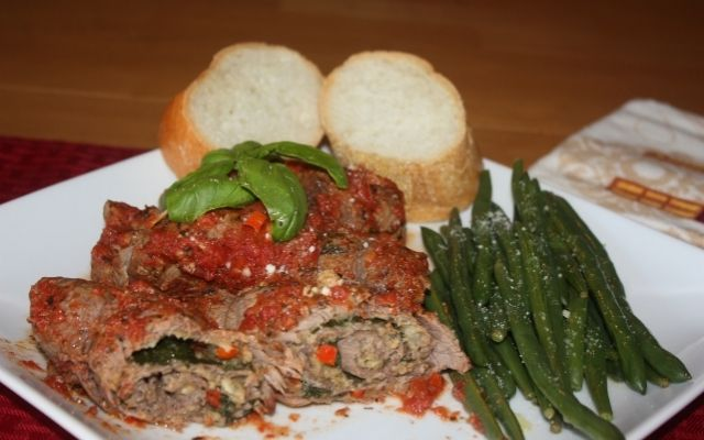 What is Beef Braciole