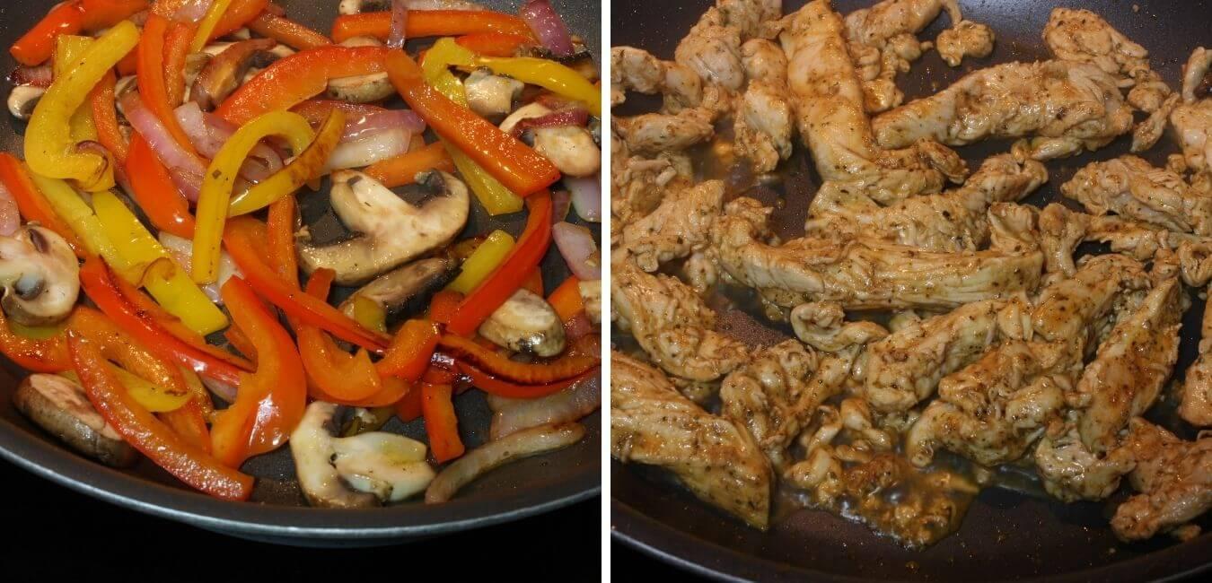 How to Make Chicken Fajitas at Home