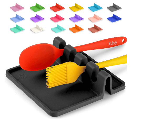 Kitchen Tools and Gadgets for Silicone Utensil Rest