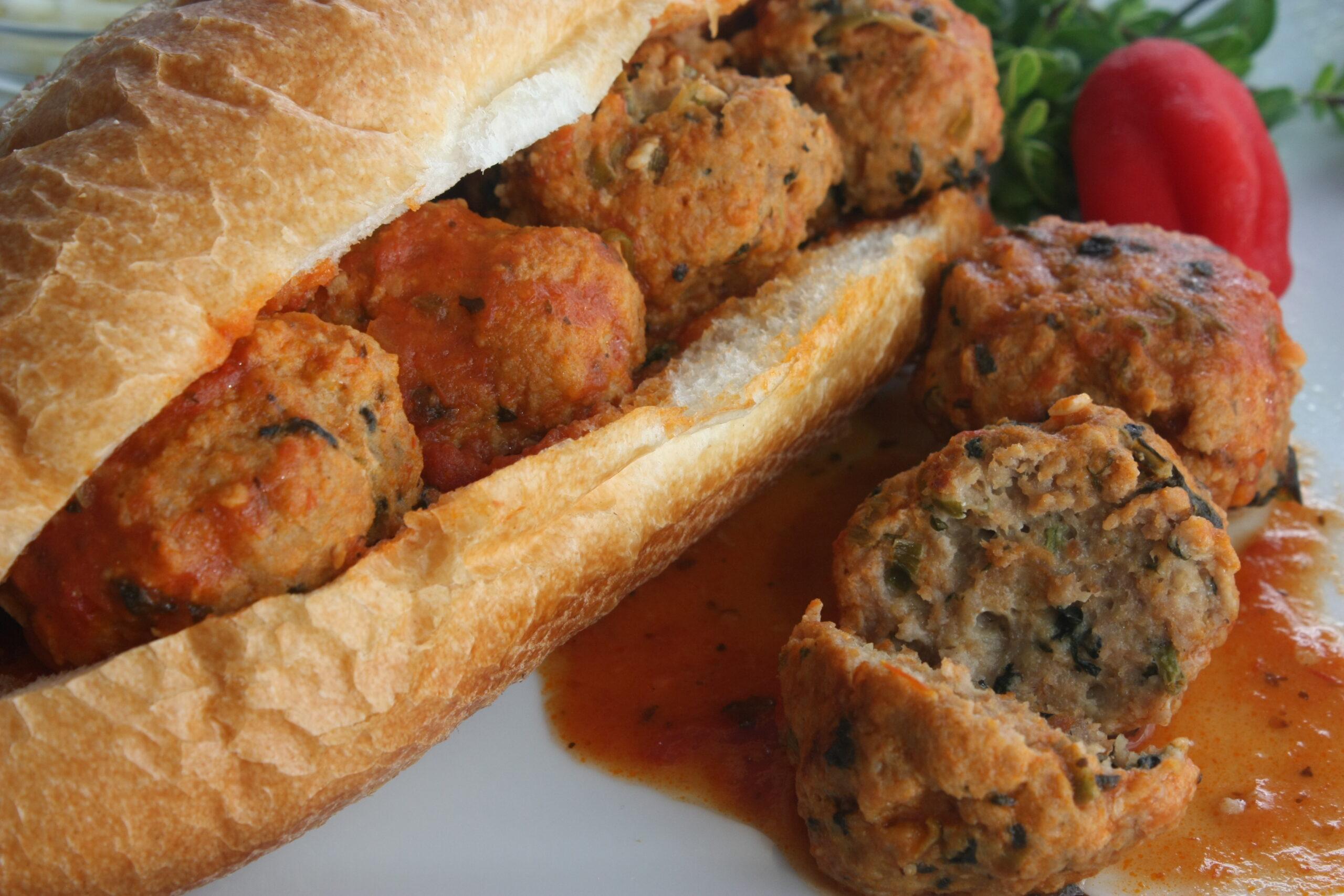 Recipes for Ground Turkey Meatballs